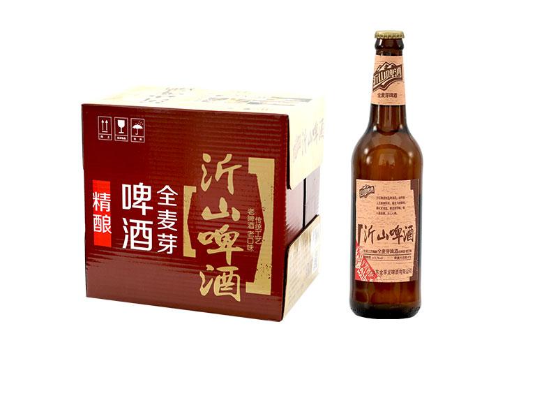 啤酒招商加盟-500ml全麦芽啤酒棕瓶