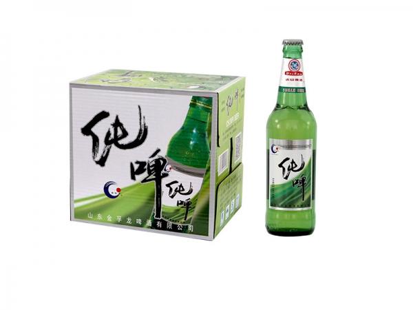 500ml 纯啤