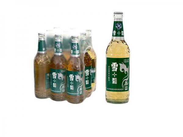 590ml 雪啤啤酒白瓶
