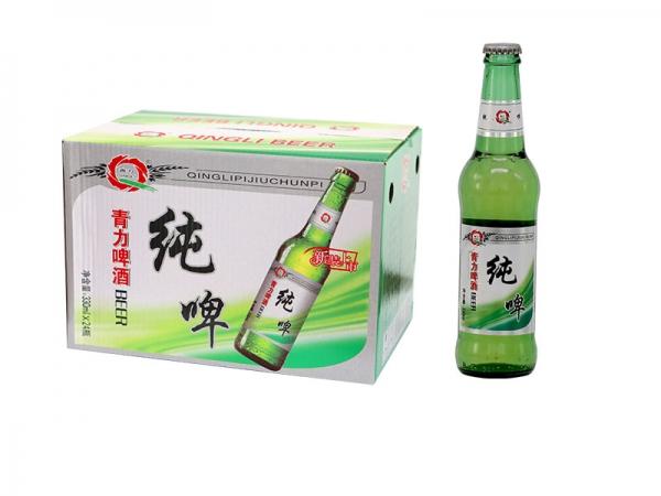 昆山精酿啤酒加盟-330ml纯啤啤酒