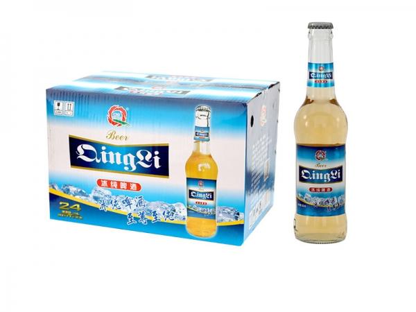 昆山精酿啤酒加盟-330ml冰纯啤酒